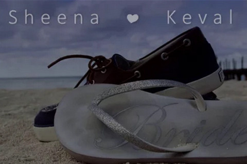 Sheena & Keval – Cozumel, Mexico – Destination Wedding