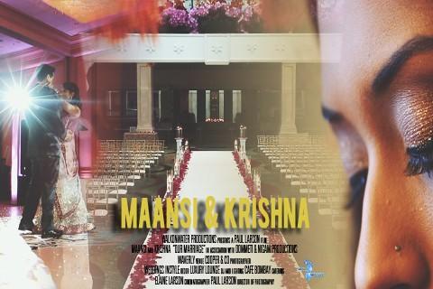 Maansi & Krishna | Atlanta, GA