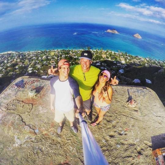 hawaii wedding bride and groom, atlanta wedding videography company