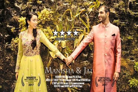 Manisha & Jai   WalkOnWater Productions™