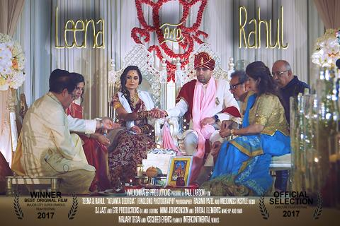 Leena & Rahul | InterContinental | WalkOnWater Productions™