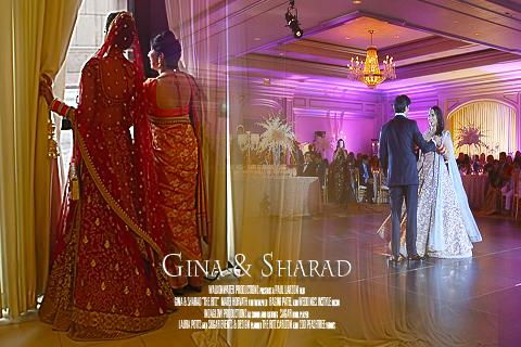 Gina & Sharad | The Ritz | WalkOnWater Productions™
