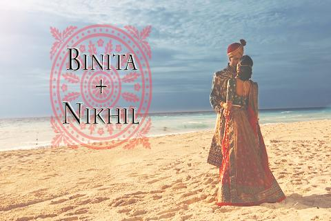 Binita & Nikhil | CANCUN, MX | WalkOnWater Productions™